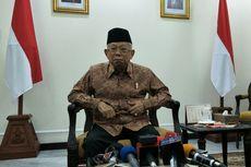 Kelelahan, Wapres Ma'ruf Batal Hadiri Kuala Lumpur Summit