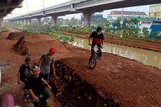 Pemkot Jakarta Timur Bangun Lintasan Sepeda