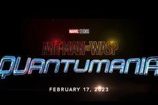 Marvel Studios Umumkan Tanggal Rilis Ant-Man and The Wasp: Quantumania