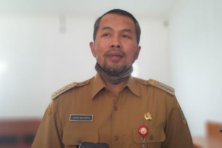 Ketua DPC PDIP Wonogiri, Joko Sutopo