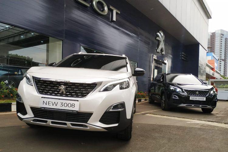 Peugeot 3008 Allure Plus dan 5008 Allure Plus