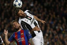 Pendapat Barzagli soal Kegagalan Juventus