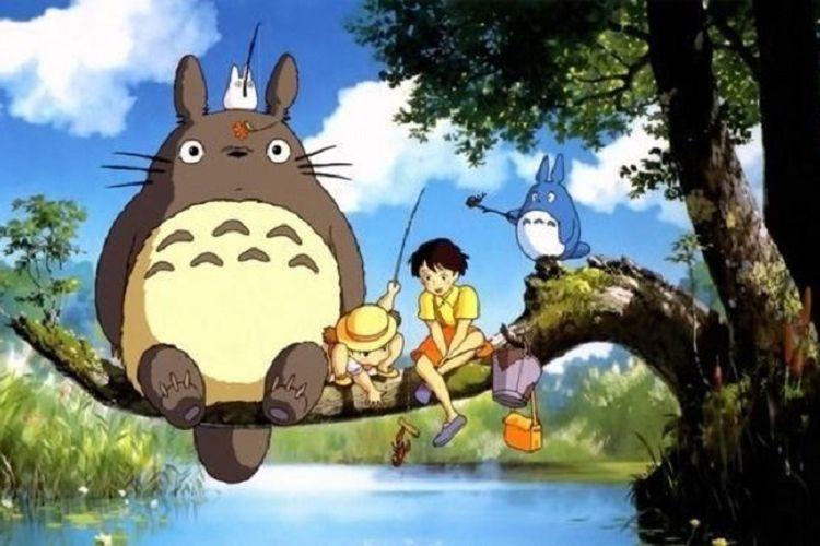 Film animasi My Neighbor Totoro