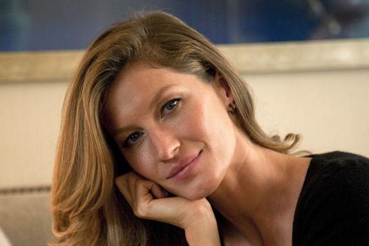 Model asal Brasil, Gisele Bundchen.