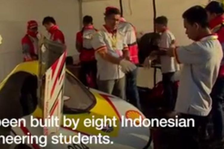 Tim Eco-Car Indonesia