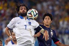 Jepang Imbang dengan Yunani, Kolombia Lolos ke 16 Besar
