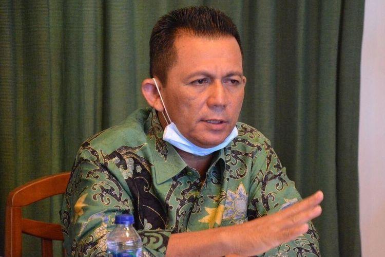 Gubernur Kepulauan Riau (Kepri) Ansar Ahmad.