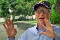 Bill Gates Rela Digigiti Nyamuk di Yogyakarta