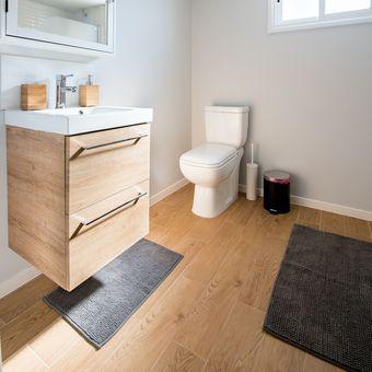 Ilustrasi lantai kamar mandi