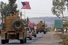 Keluar dari Suriah, Pasukan AS Bakal Tinggal Sementara di Irak