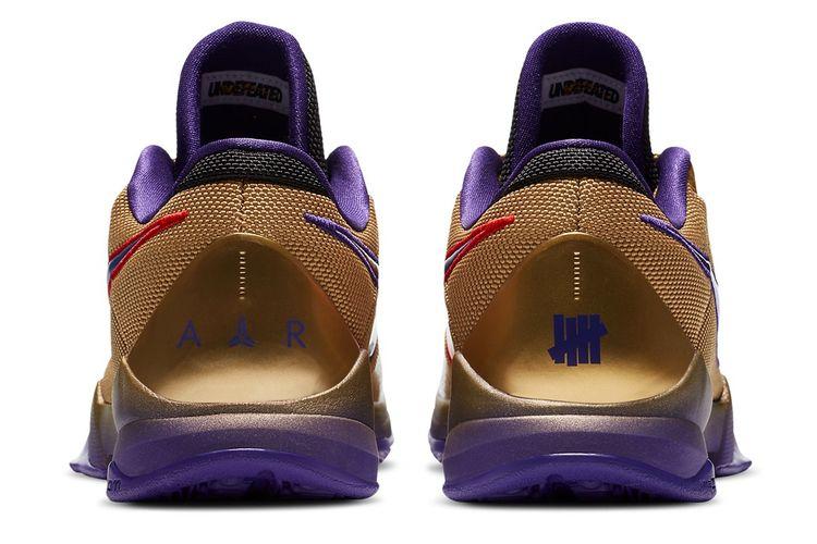 Nike x Undefeated Kobe 5 Protro Hall of Fame