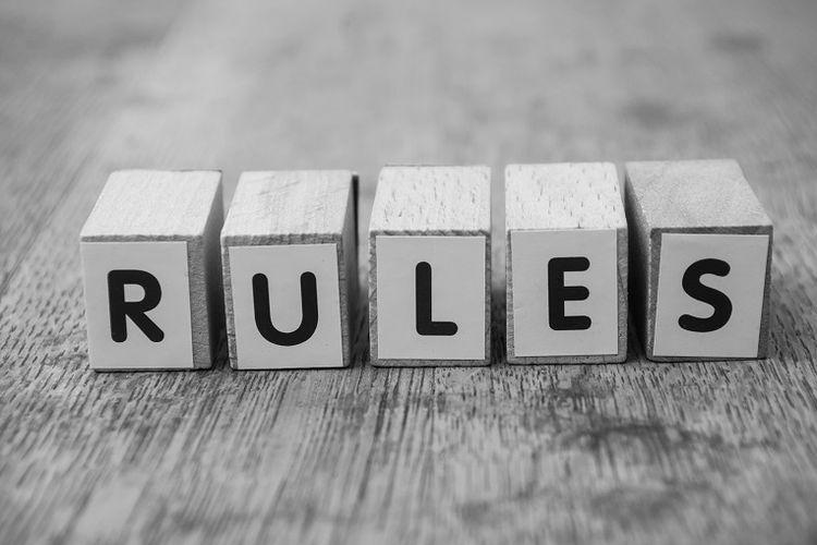 Ilustrasi peraturan
