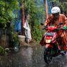 Prakiraan Cuaca BMKG: Jabodetabek Diguyur Hujan Hari Ini