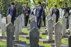 Jokowi: Lanjutkan Perjuangan Pahlawan, Berantas Kemiskinan dan Kesenjangan