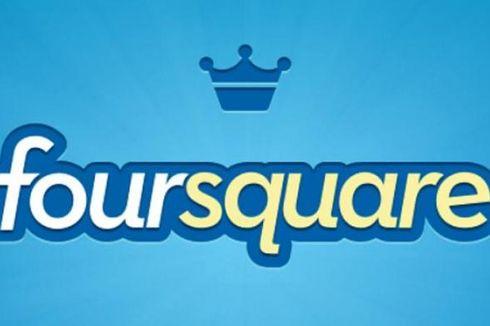 Microsoft Dirumorkan Incar Foursquare