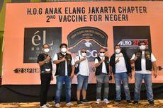 Komunitas Harley Gelar Vaksinasi untuk Masyarakat Umum