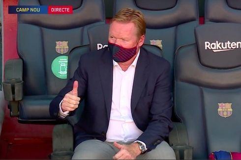 Start Mimpi Buruk Ronald Koeman bersama Barcelona