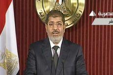 Mursi Dibawa ke Kementerian Pertahanan