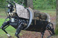 Terlalu Berisik, Robot Anjing Google Batal Dipakai Marinir