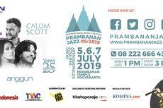 Komposer YANNI dan Artis Dunia Akan Meriahkan Prambanan Jazz Festival 2019