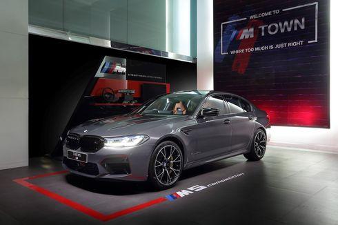 BMW Indonesia Luncurkan The New M5 Competition, Sedan Mewah Bertenaga Buas