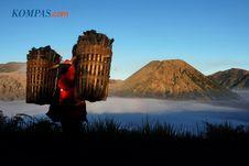 Pesona Gunung Bromo yang Kembali Dibuka