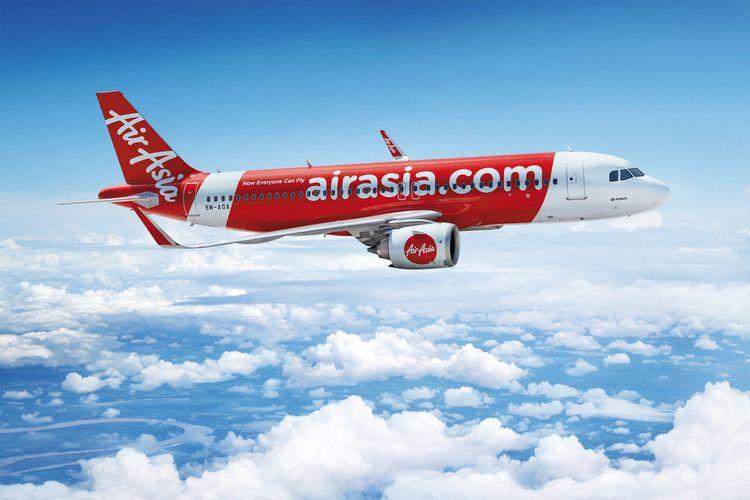 Armada AirAsia Airbus A320 Neo Aircraft