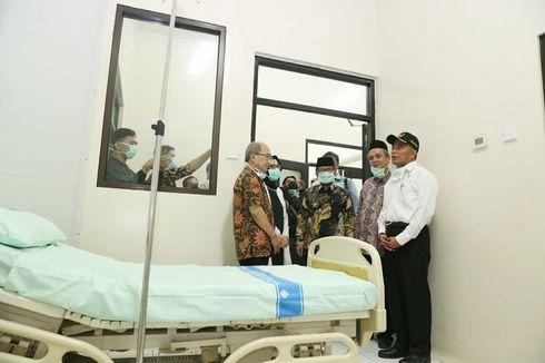 Menko PMK Cek Kesiapan Sejumlah Rumah Sakit di Daerah untuk Tangani Corona