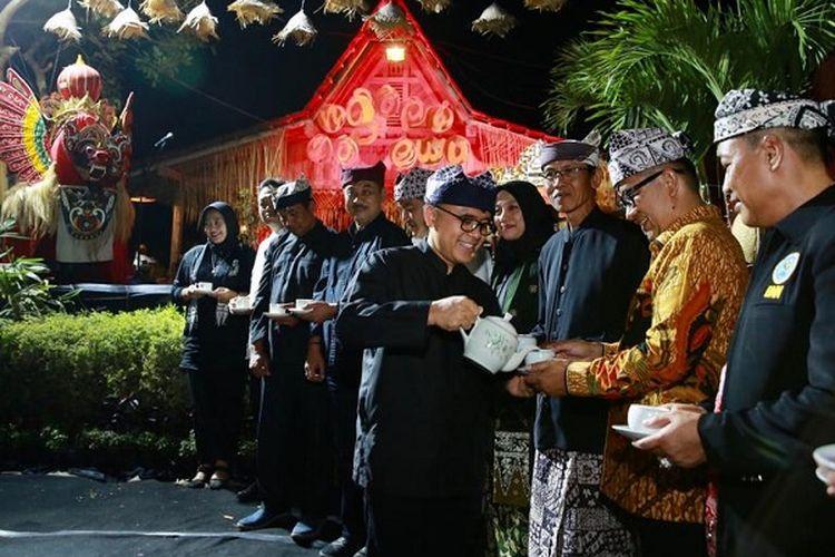 Menggenjot Sektor Ekonomi Kreatif Banyuwangi Lewat Festival Kopi