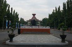 Daya Tampung 60 Prodi S1 UNY Jalur SBMPTN 2021