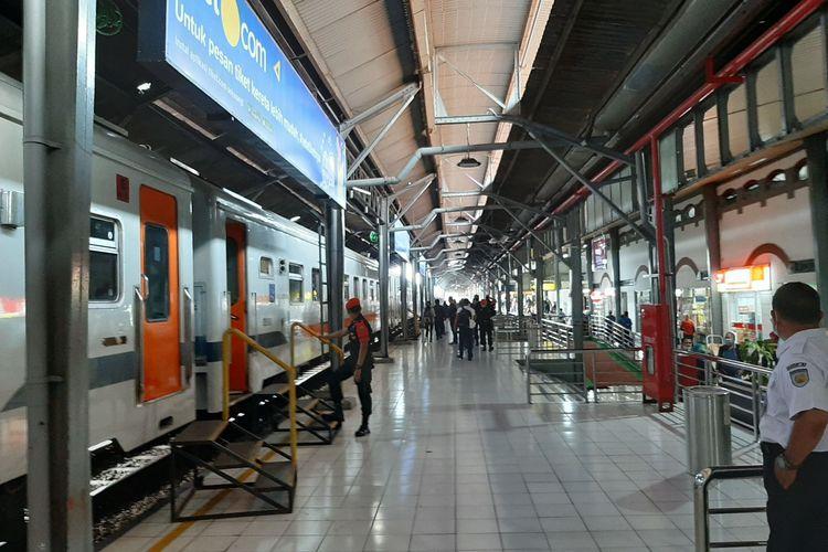 Stasiun kereta api Tawang Semarang