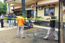 Polsek di Kalsel Diserang OTK, Satu Polisi Tewas, Mobil Patroli Dibakar