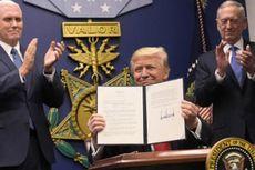 Trump Ditantang Muluskan Rencana Infrastruktur 1 Triliun Dollar AS