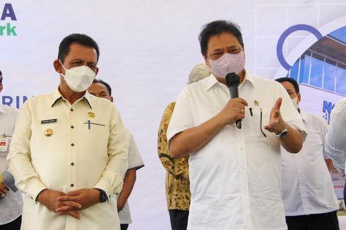 Menko Airlangga: Neraca Perdagangan RI Surplus 13 Bulan Berturut-turut