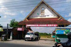 11 Tahun Gempa Yogya, Kampus Itu Kini Jadi Lahan Kosong