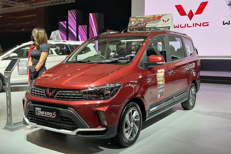 Wuling Confero S di IIMS Hybrid 2021