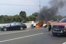 Ini yang Harus Dilakukan Jika Kecelakaan di Jalan Tol