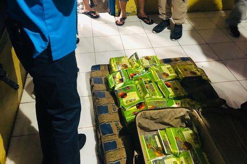 Gerebek Gudang Penyimpanan Narkotika di Medan, BNN Sita Puluhan Kilogram Sabu