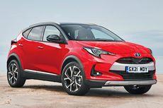 Toyota Siapkan SUV Baru Berbasis Yaris di Geneva Motor Show