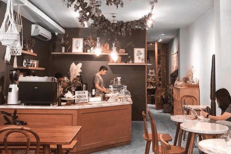 Guten Morgen Coffee Lab & Shop