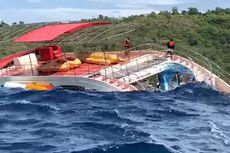 Terseret Arus, Ponton Akomodasi Wisata Tenggelam di Nusa Penida