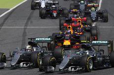 Mercedes Tidak Salahkan Hamilton atas Insiden Lap Pertama GP Spanyol