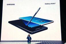 Perbandingan Spesifikasi Galaxy Note 7, Note 5, dan S7