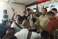 Prabowo Akan Beri Penghargaan Patriot Bela Negara ke 11.485 Eks Pejuang Timtim