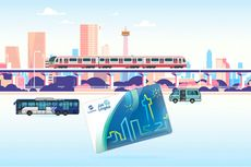 Tingkatkan Kenyamanan Transportasi Publik,Bank Mandiri Terbitkan e-money Edisi Jak Lingko