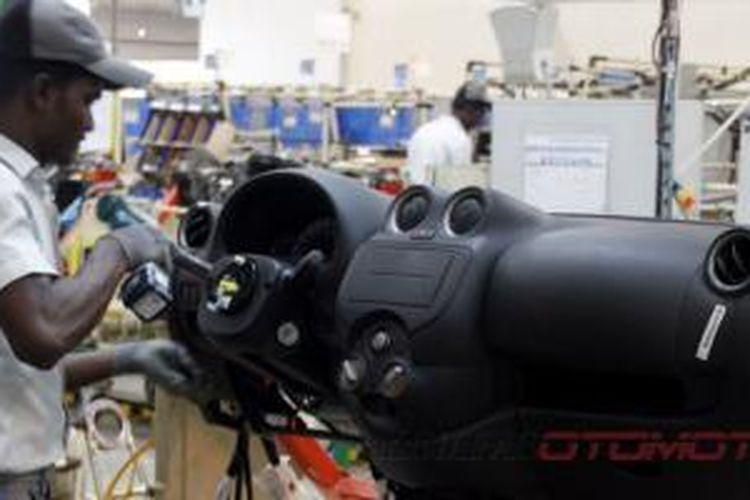 Ekspor komponen juga jadi bisnis utama Datsun di India.