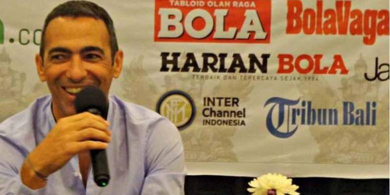 Legenda Inter Milan asal Perancis, Youri Djorkaeff