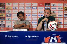 Persib Bandung Vs PSS, Dejan Sebut Timnya Mestinya Bisa Raih Poin