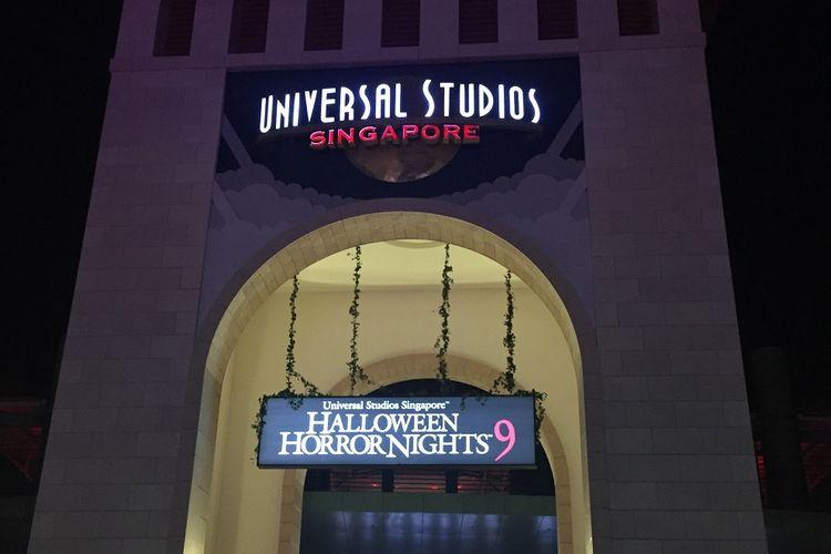 Wahana Halloween Horror Nights 9 di Universal Studio Singapore dibuka sejak 27 September hingga 31 Oktober 2019.