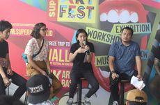 Diskusi, Ini Perlu Dicermati Anak Muda yang Mau Terjun ke Dunia Seni